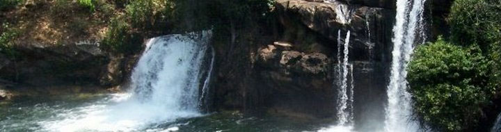 Tour de Cachoeiras - Barreiras BA